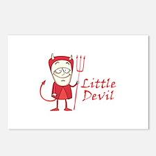 LITTLE DEVIL Postcards (Package of 8)