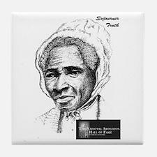 Sojourner Truth Tile Coaster