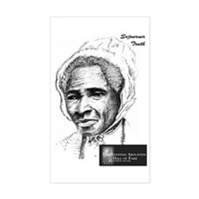 Sojourner Truth Rectangle Decal