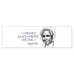 Sojourner Truth Bumper Bumper Sticker