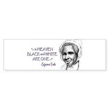 Sojourner Truth Bumper Bumper Sticker