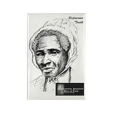 Sojourner Truth Rectangle Magnet