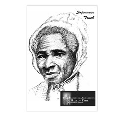 Sojourner Truth Postcards (Package of 8)