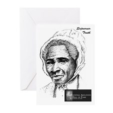 Sojourner Truth Greeting Cards (Pk of 10)