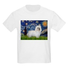Starry Night/Coton T-Shirt
