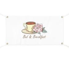 BED & BREAKFAST Banner
