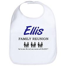 Ellis Family Reunion Bib