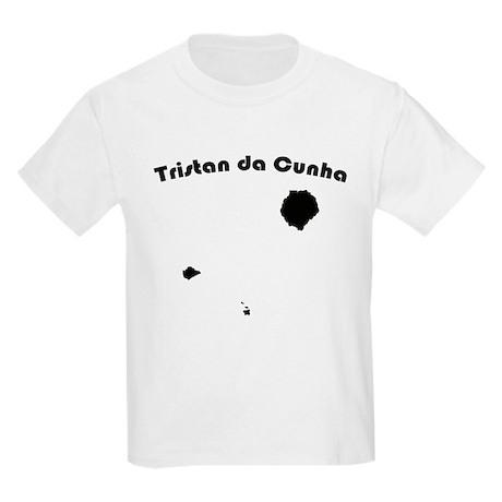 Tristan da Cunha Kids Light T-Shirt