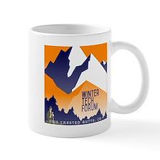 WTF Mountain Mug