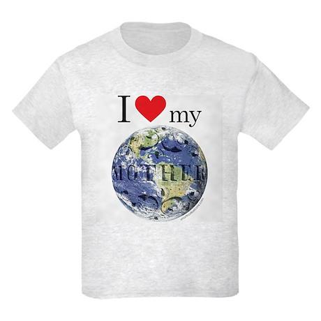 Mother Earth Kids Light T-Shirt