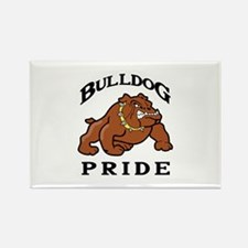 BULLDOG PRIDE Magnets