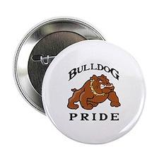 """BULLDOG PRIDE 2.25"""" Button (10 pack)"""