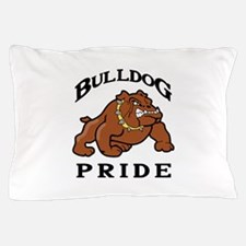 BULLDOG PRIDE Pillow Case