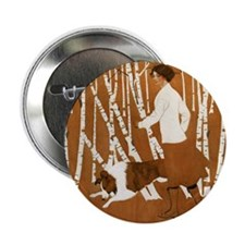 """THROUGH THE WOODS 2.25"""" Button (10 pack)"""
