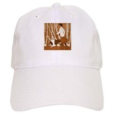 THROUGH THE WOODS Baseball Cap