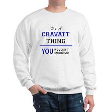 Cute Cravatte Sweatshirt