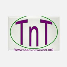 TnT Circle Rectangle Magnet