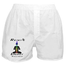 Reiki Energy all connected Boxer Shorts