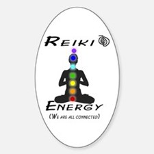 Reiki Energy All Connected Decal