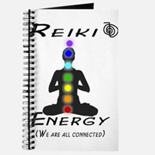 Reiki Energy All Connected Journal