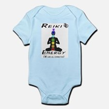 Reiki Energy all connected Body Suit