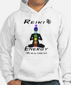 Reiki Energy all connected Hoodie