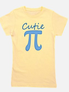 Cutie Pi Girl's Tee