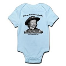 Custer: Battle Infant Bodysuit