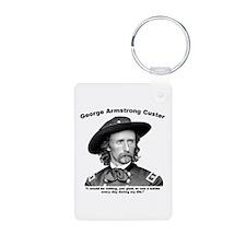 Custer: Battle Keychains
