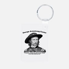 Custer: Battle Keychains
