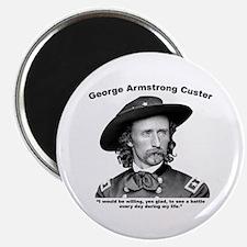 "Custer: Battle 2.25"" Magnet (10 pack)"