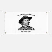 Custer: Battle Banner