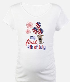 My first 4th of July Shirt