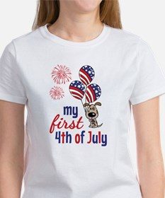 My first 4th of July T-Shirt