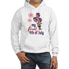 My First 4th of July Hoodie