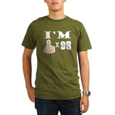 Im Middle Finger Times 98 T-Shirt