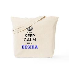 Funny Desirae Tote Bag