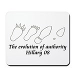 Evolution of Authority Mousepad