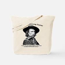 Custer: Defeat Tote Bag