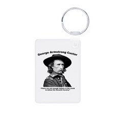 Custer: Defeat Keychains