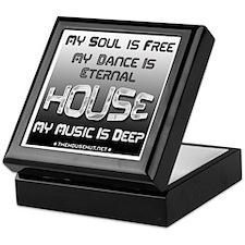 Cute My music Keepsake Box