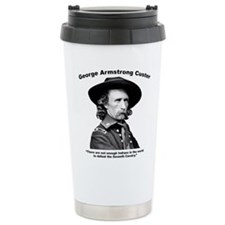 Custer: Defeat Travel Mug
