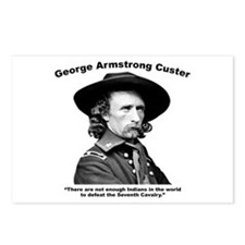 Custer: Defeat Postcards (Package of 8)
