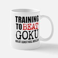 TRAINING TO BEAT Mugs