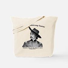 Custer: Benteen Tote Bag