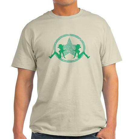 Mud Flap Cowgirls 3 Light T-Shirt