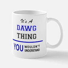 Cute Dawg Mug