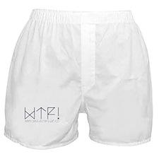 WTF 2015 Boxer Shorts