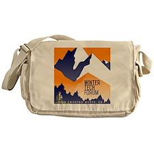 WTF Mountain Messenger Bag