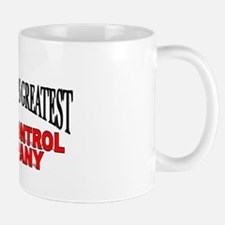 """The World's Greatest Pest Control Company"" Mug"